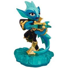 Skylanders Swap Force - Punk Shock [Water] Character, Series 1