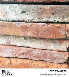Reclaimed Square Tomettes