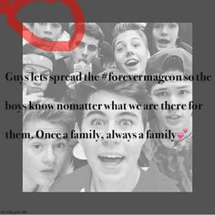 YAAAASSSSSSSSS... MAGCON IS LIFE...... NO JOKE.... LIKE FOE REALLLLL.... IF MAGCON DIDNT EXSIST I WOULDNT HAVE ANY MEANING TO BE HERE...(that's a lie I would be here, I just wouldn't be happy)