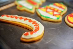 Decorated Christmas Cookies by Ree Drummond / The Pioneer Woman
