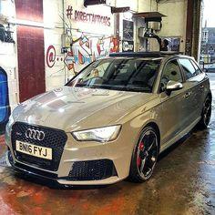 #Audi RS3 www.asautoparts.com