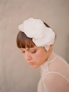 Wedding Headpieces by Twigs & Honey