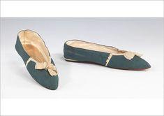 Vintage Shoes, Vintage Accessories, Vintage Outfits, Vintage Fashion, 1800s Fashion, Victorian Fashion, Vintage Clothing, Regency Gown, Regency Era