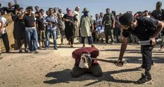 Executions have become a regular facet of life under ISIS: as of July 2015, 3,027 people have been executed by ISIS.