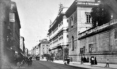 Via Nazionale 1900.