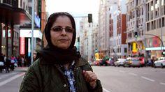 Zahra Ramdán, presidenta de la Asociación de Mujeres Saharauis de España, denuncia la pasiva posición del Gobierno español en la ONU y resalta que si no hay referéndum, su pueblo empuñará las armas.