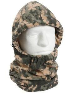 New Rothco Extreme Cold Weather ACU Digital Polar Fleece Adjustable Balaclava | eBay
