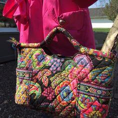 "Selling this ""VERA BRADLEY COLORFUL SUMMER PURSE"" in my Poshmark closet! My username is: mzehner2001. #shopmycloset #poshmark #fashion #shopping #style #forsale #Vera Bradley #Handbags"