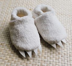 Max Slippers from Where the Wild Things Are omg