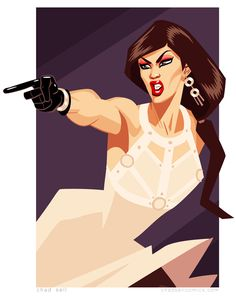 Adore Delano by Chad Sell
