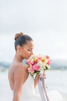 Destination Wedding Inspiration | Mikkel Paige Photography | Burnett's Boards | Bridal Musings Wedding Blog