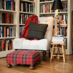 Nothing like cuddling up to our comfy throws with a cup of coffee #nellhills #plaid #cozy