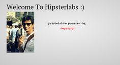 Working with impress.js to create presentations using HTML & CSS3 - impress.js ~ i-visionblog