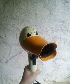 Cute Vintage Gift Duck Hair Blo Dryer Animal Beauty | eBay