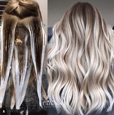 15 Blonde Bayalage Looks That Will Have You Running to Your Stylist! – I Spy Fabulous 15 Blonde Bayalage Looks That Will Have You Running to Your Stylist! – I Spy Fabulous Blonde Hair Looks, Icy Blonde, Brown Blonde Hair, Black Hair, Dark Brown To Blonde Balayage, Cool Ash Blonde, Platinum Blonde Balayage, Blonde Honey, Gray Hair