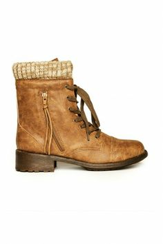 Sutton Boot in Taupe. Cute with leggings and skinnies!