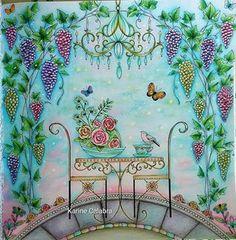 Karine Calabra JW Drawing N Coloring Profil Instagram