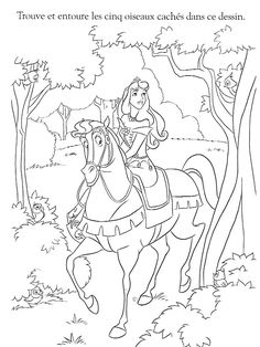 Disney Coloring Pages Book Sheets For Grown Ups Kids Adult Sleeping Beauty