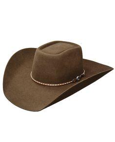 "Master Hatters of Texas ""Header"" 3X Cordova Wool Felt Hat - Hats - New 2015"