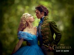 Who is watching Cinderella this weekend? Bring it home today: http://di.sn/6005BJf1J