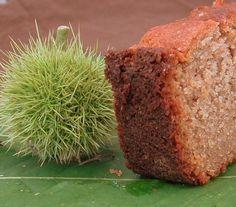 Cake TRES moelleux à la farine de chataignes