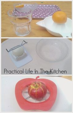 Healthy Snacks Toddlers Can Make || Montessori Style - Montessori Nature