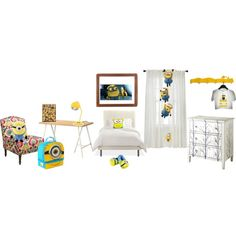 despicable me minion wall graphic art vinyl decal ebay