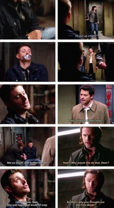 [gifset] 9x22 Stairway To Heaven <-- Thank you for ruining the episode!!!
