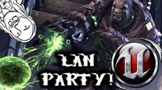 Unreal Tournament LAN Party | Final Round Lan Party, Unreal Tournament, All Games, Finals, Final Exams