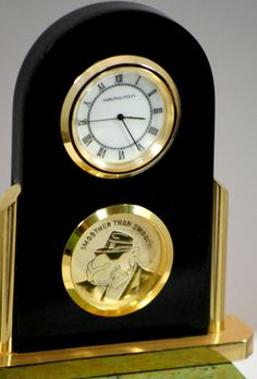 Vintage Joe Camel Collectible Desk Clock Tobacciana
