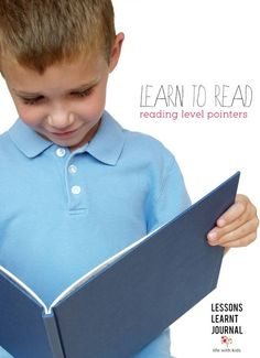 Help Your Students Learn To Read With These Reading Level Pointers