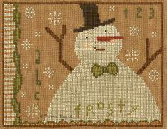 XS129-Frosty finished
