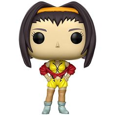 Funko Cowboy Bebop Faye Pop Animation Figure *** Check this awesome product by going to the link at the image. (This is an affiliate link) #ActionToyFigures