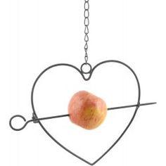 Ib Laursen Halter für Apfel - Herz