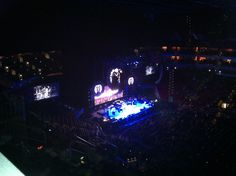 Vintage Trouble - opening for The Who KFC Yum Center
