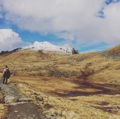 Hiking / Ben Arthur / Scotland