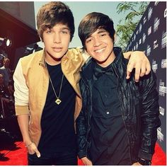 Austin Mahone ❤ liked on Polyvore featuring austin mahone, people, austin and guys