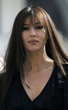 Monica Bellucci Source - Photo Gallery: Click image to close this window Malena Monica Bellucci, Monica Bellucci Photo, Monica Belluci, Adriana Grande, Bond Girls, Italian Actress, Famous Girls, Indian Beauty, Pretty People