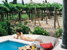 10 Hotels in Vineyards from Around the World - Condé Nast Traveler