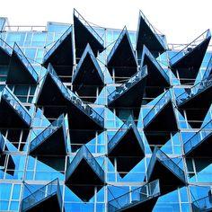 VM Houses, Copenhagen, Denmark. by BIG (Bjarke Ingels Group)