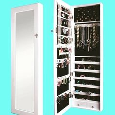 Over the door jewelry organizer on sale at kohls Organize It
