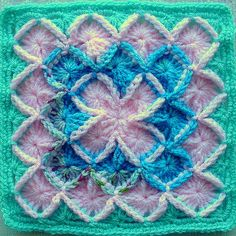 Wool Eater Square for HfH by jmk101, via Flickr