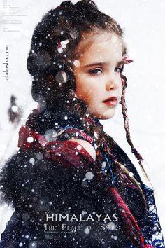 ALALOSHA: VOGUE ENFANTS: Fairytales come to life in magical photos by russian photographer Christina Alikhanova