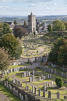 old cemeteries | Old Cemetery Royalty Free Stock Photography - Image: 17894547