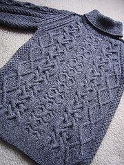 Aran Sweater by Emu Wools Ltd