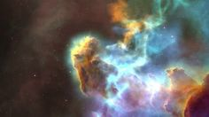 Inside the Nebulae by Peder Norrby. An imagination of flying in the gas clouds of space. Click through for a link to the Trapcode tutorial and to download Peder's AE project file.