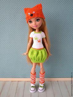 Купить Комплект одежды для кукол ЕАХ - рыжий, ever after high, евер автер хай