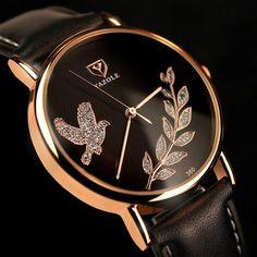2017 Women Ladies Wrist Watch Brand Famous Female Wristwatch Clock Quartz