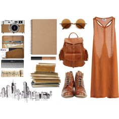 """The City"" by laaurenkate on Polyvore"