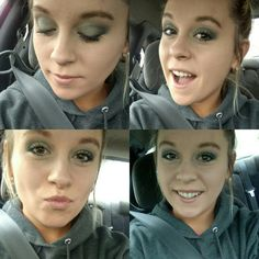 This look was created using palette four from Younique! Buy yours now www.youniqueproducts.com/LacyMeyer